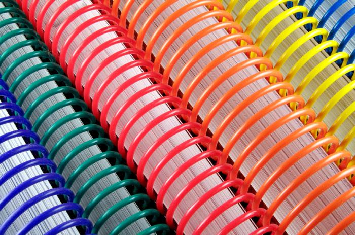 Plastic Spiral