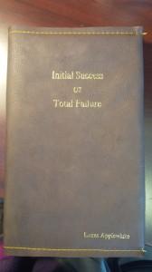 leather book binding