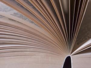 book binding exhibit