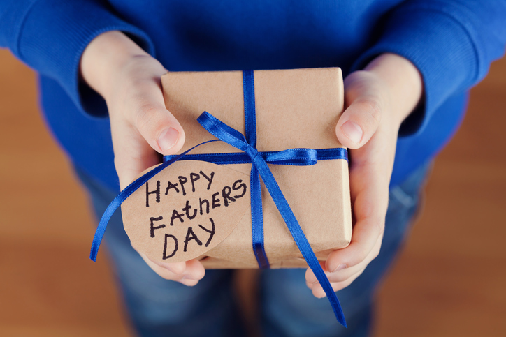 Having a hard time finding the perfect gift for Father's Day? Try a custom book!
